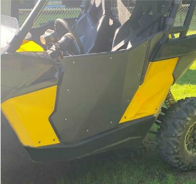 Pair enhanced Suicide Doors For 2011-20 CAN-AM Maverick /Commander 800 1000 UTV