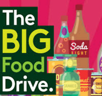 Food and unwanted Bottles Donation drive