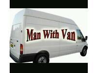 Removal services,Man with Van