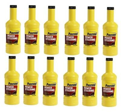Prestone As 260 12 Ounce Power Steering Fluid Case Of 12