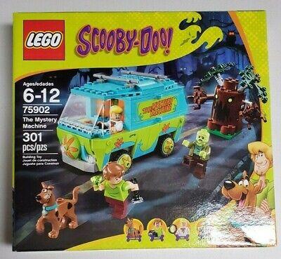 LEGO Scooby-Doo The Mystery Machine (75902) NIB Factory Sealed