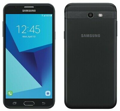 Samsung Galaxy J7 Perx SM-J727 16 GB Black (Sprint) Unlocked A stock