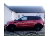 RangeRover Evoque DYNAMIC with black pack **low mileage**