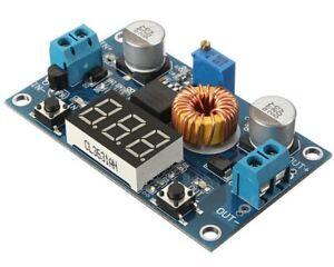 XL4015 5A DC-DC Voltage Step Down Buck Converter like LM2596 LED Volt meter - UK