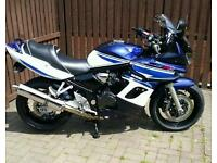 Suzuki Bandit 1200s K5 jubilee edition motorbike for sale.