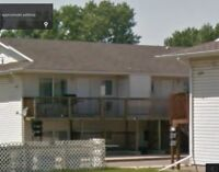 207 College Ave.  -  Brandon, MB  -  2 BR