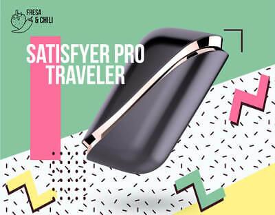 Satisfyer Pro Traveler Succionador de clítoris✅Vibrador✅ + REGALO - Envío Gratis