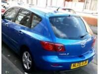 Mazda 3 1.6 turbo diesel hpi clear Full history long mot