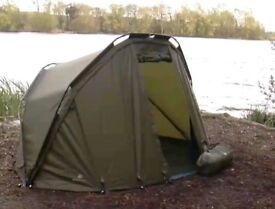 JRC Contact 1 man bivvy with overwrap