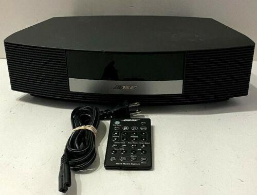 Bose Wave Radio III Music System FM/AM  w/ Remote Control - (Graphite Gray)