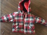 Ted Baker Reversible Jacket - size 12-18 months