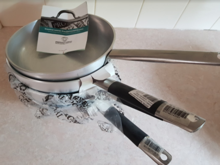 ITALIAN SAUCE PANS AND PASTA PANS