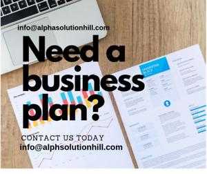 Need a business plan for loan approval ?