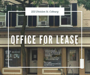 Office Space for Rent - Cobourg