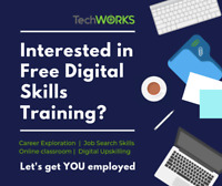 FREE Employment & Digital Skills Training