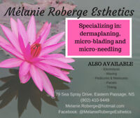 Professional, quality and affordable esthetic services!