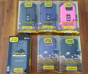 New Samsung Galaxy S6 S7 S8 Otterbox Defenders