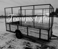 Ramassage de debrit,nettoyage,transport et plus