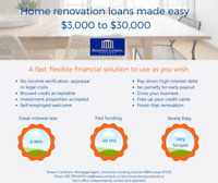 Home owner loans made easy - $3,000 to $30,000
