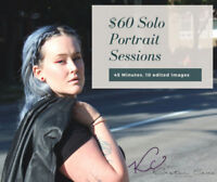 $60 Solo Sessions