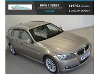 2010 60 BMW 3 SERIES 2.0 318I EXCLUSIVE EDITION TOURING 5D 141 BHP