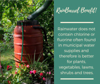Sell Rain Barrels to Raise Money For Your Non-Profit