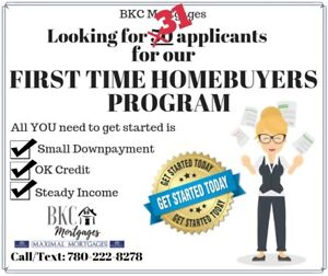 First Time Homebuyers Program