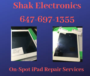 Iphone 6/7 Screen Repairs Missisauga Oakville Burlington On-spot