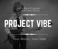 ** Join a Band Program for Youth and Adults **