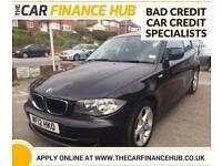 2012 12 BMW 1 SERIES 2.0 116D SPORT 3D 114 BHP DIESEL