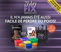 SPÉCIAL TROUSSE DE DÉFI 21 DAY FIX + SHAKEOLOGY