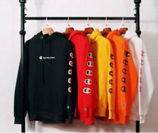 2019 NEW Champion Men's Women's Hoodies Embroidered Hooded Sweatshirts Outwear