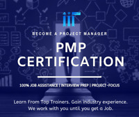 Become a PMP Trainer:Real time Project+100% job Assistance!!