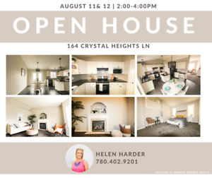 Brand New Listing - Open House Sunday