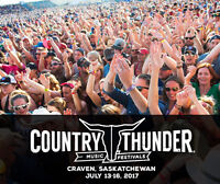 Looking for Staff for Country Thunder Saskatchewan!