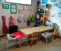 AGES:30 months & up  Year-Round TEACHING Daycare in E.K.