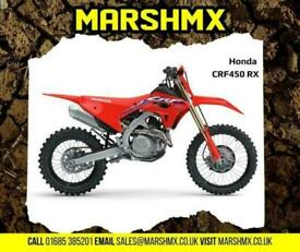 Honda CRF 450 RX 2021 C/w Lighting Kit-Lease deal from 115/Mth