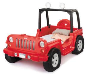 Lit Enfant Jeep Wrangler