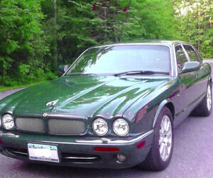 1998 Jaguar XJR Supercharger Luxury Sedan