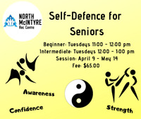 Self-Defence for Seniors
