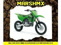 Kawasaki KX 85 Big wheel, 2021 Model, Nil Deposit Finance Available from 91/M