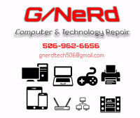 G/Nerd Fast and Cheap Computer and Technology Repair Services