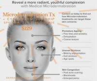 Microdermabrasion  -  Exfoliate- Refresh and Protect