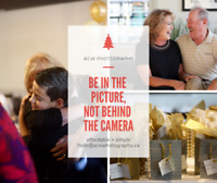 ACW Photography - Holiday Portraits + Events