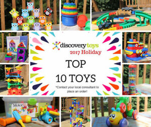 Discovery Toys - Earn FREE Toys!