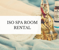 Iso Room Rental  - Angus Area