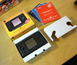 Neo Geo Pocket Color Collection (NGPC)