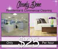 Reliable, affordable residential and commercial service!