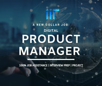 Become a Digital Product Manager:project+ 100% Job Assistance!!