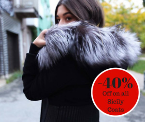 40% OFF ON ALL SICILY COATS – 1 WEEK ONLY